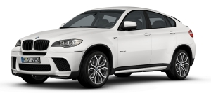 BMW X6 Performance anteriore