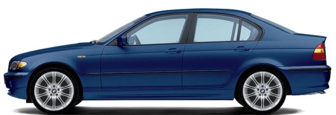Modello BMW Serie 3 E46